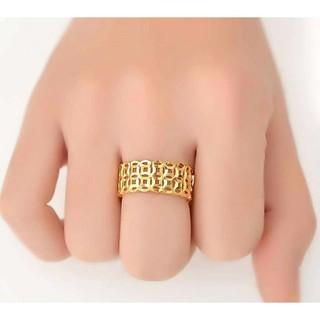 Hình ảnh [Mã FABRREST19 giảm 30k đơn bất kỳ] Nhẫn kim tiền cao cấp ANTA Jewelry ATJ5515-6
