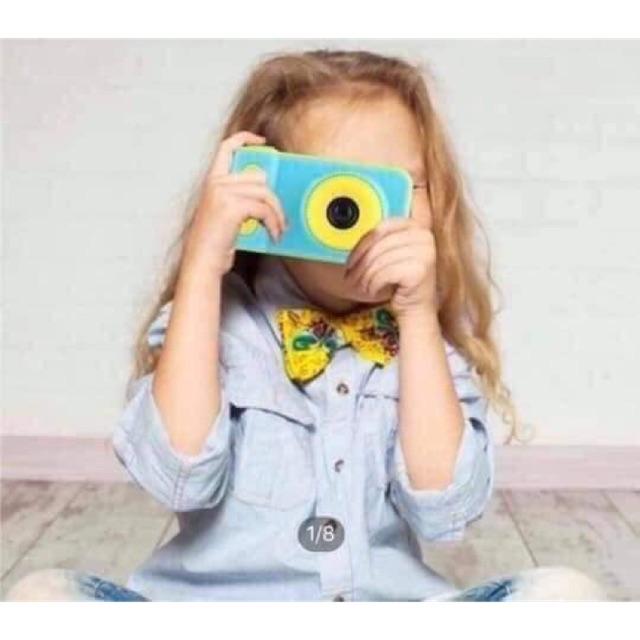 Máy ảnh mini sạc điện 800 pixel cho bé thỏa sức khám phá