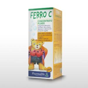 TPBVSK FERRO C - chống thiếu máu cho trẻ