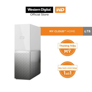 """Ổ cứng WD My Cloud 6TB-3.5"""" Personal Cloud (Network Drives)-"""