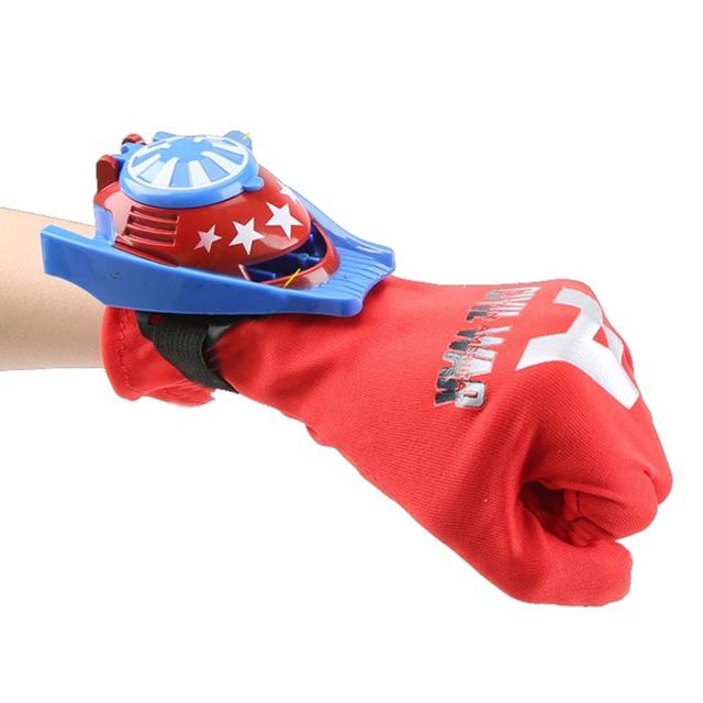 Combo mặt nạ găng tay siêu nhân