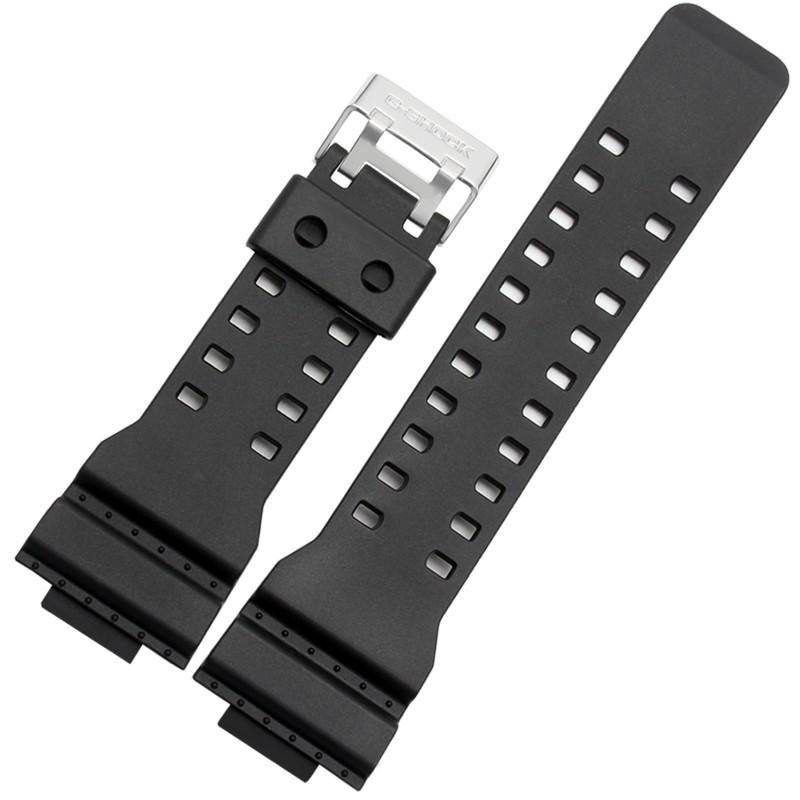 Dây đeo silicon thay thế cho đồng hồ casio g - shock gls/gd/ga - 100