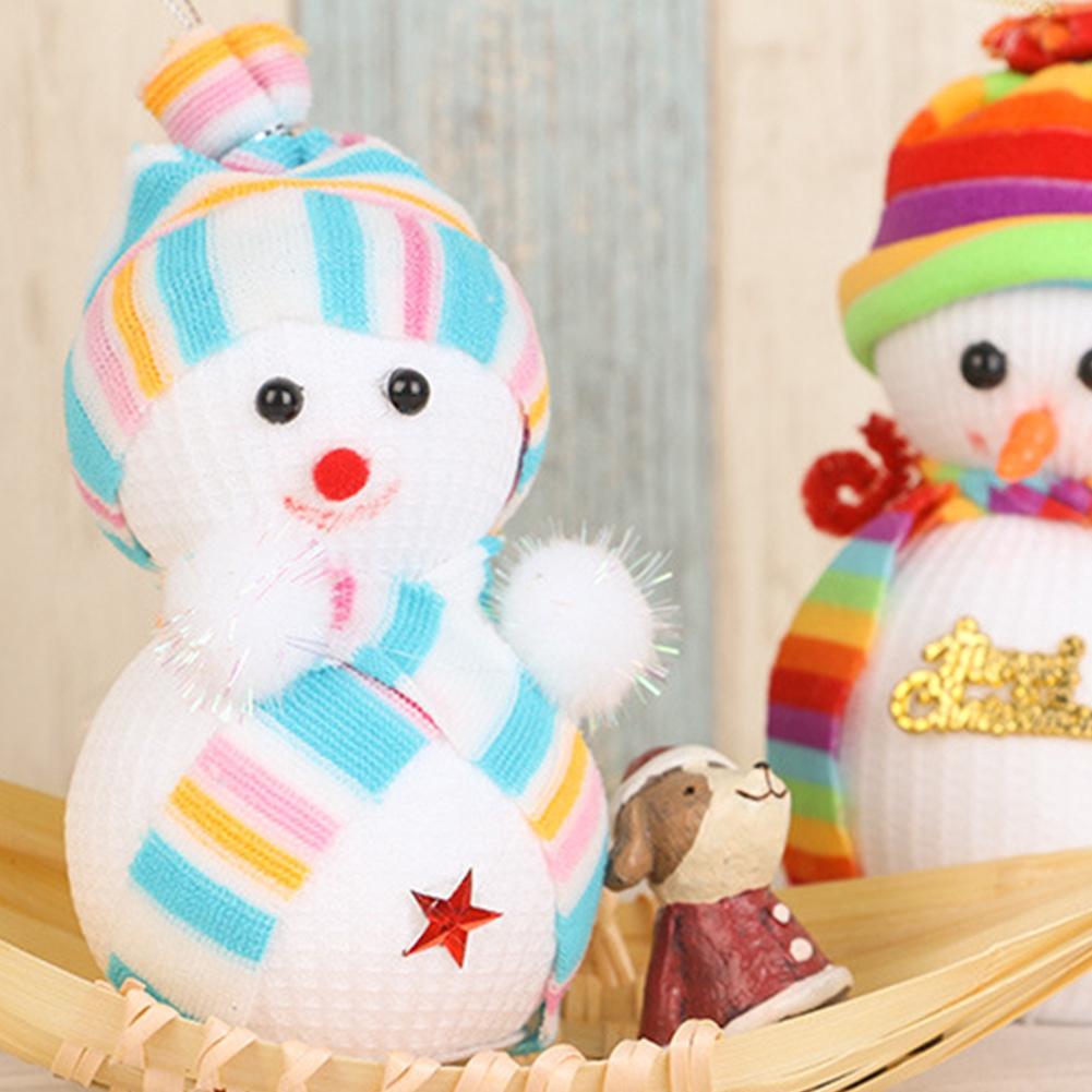 Ghair2 26cm Snowman Christmas Tree Decoration(16cm)