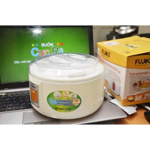Máy ủ sữa chua FUJIKA - 2619494 , 299980517 , 322_299980517 , 120000 , May-u-sua-chua-FUJIKA-322_299980517 , shopee.vn , Máy ủ sữa chua FUJIKA