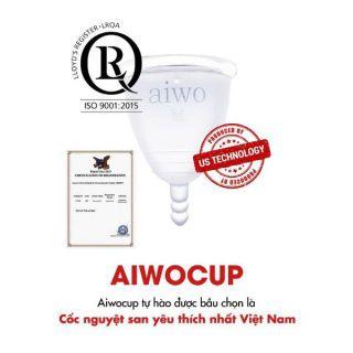 Aiwo cốc Nguyệt San Aiwo chuẩn công ty ( xả lỗ)