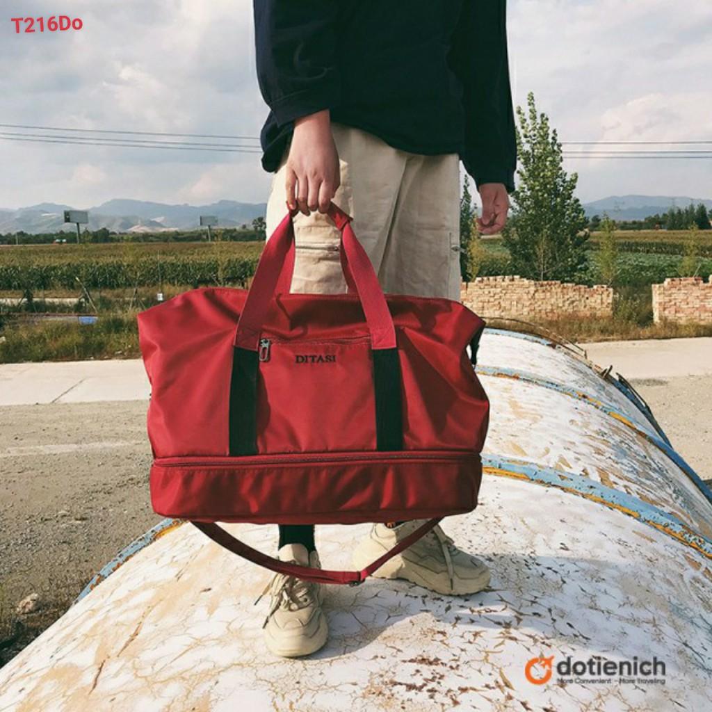 🌼[HÀNG SẴN GIAO NGAY]🌼Túi du lịch cao cấp cỡ lớn,Túi du lịch cỡ lớn có thể xách ta - nhiều ngăn tiện dụng