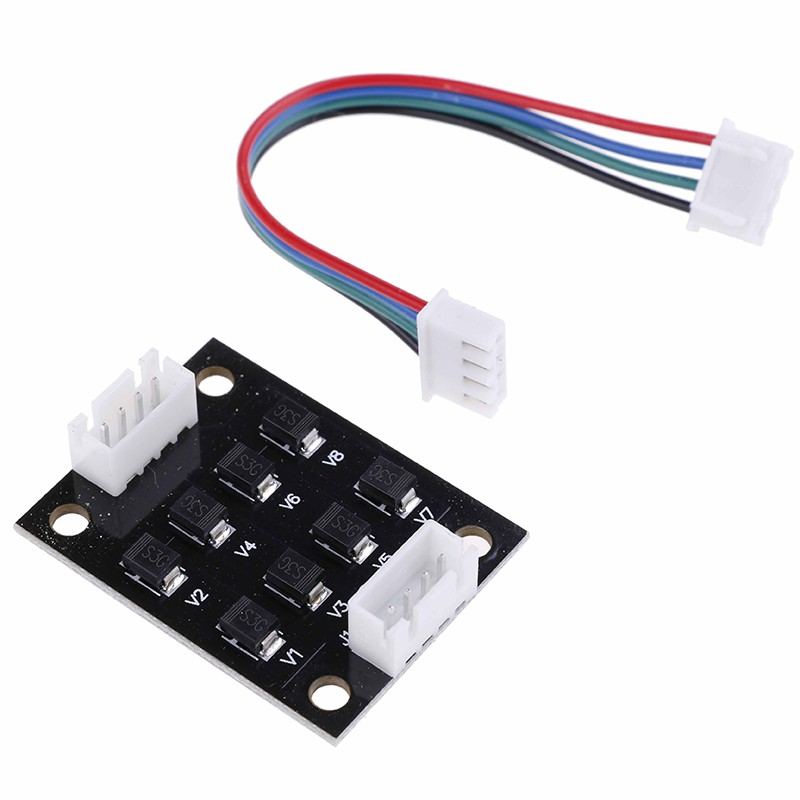 TL-smoother plus addon module for 3d pinter motor driver makerbot