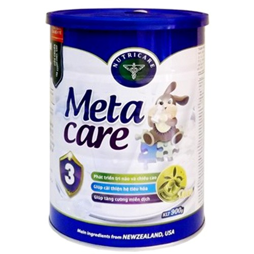 Sữa bột Metacare 3 900g - 2856902 , 617215961 , 322_617215961 , 199000 , Sua-bot-Metacare-3-900g-322_617215961 , shopee.vn , Sữa bột Metacare 3 900g