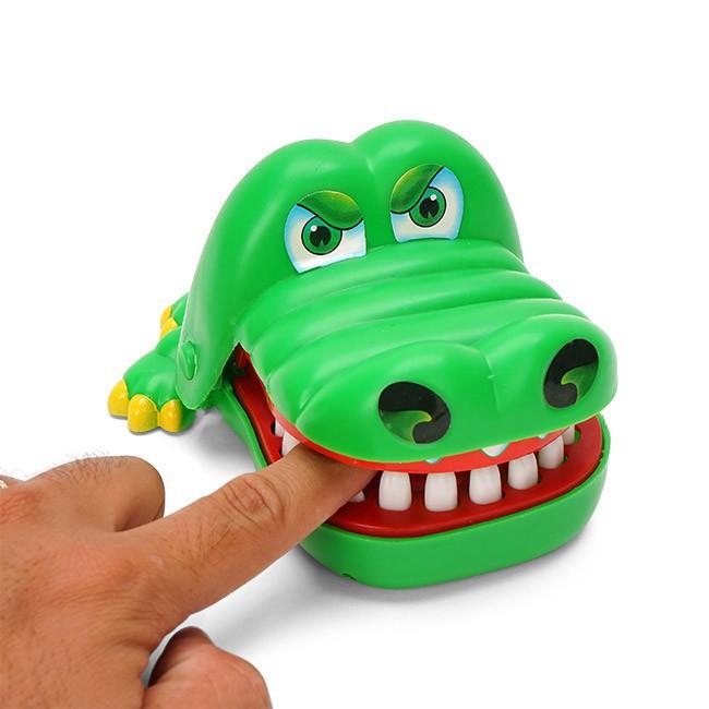 [GIÁ SỐC] Đồ chơi khám răng cá sấu vui nhộn | HÀNG MỚI