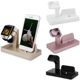 Dock Sạc Abs 2 Trong 1 Cho Apple Watch Iphone