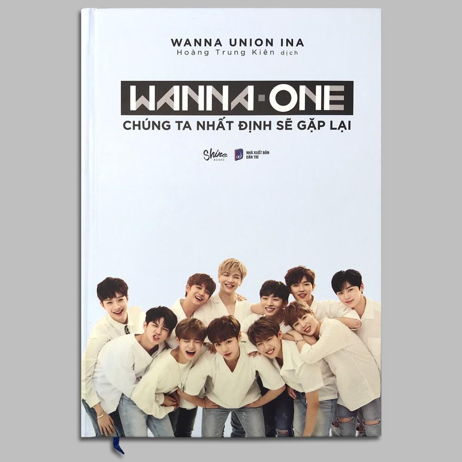 Sách - Wanna-One Chúng Ta Nhất Định Sẽ Gặp Lại (Kèm Postcard)