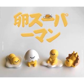 Bộ 4 trứng lười gudetama kute