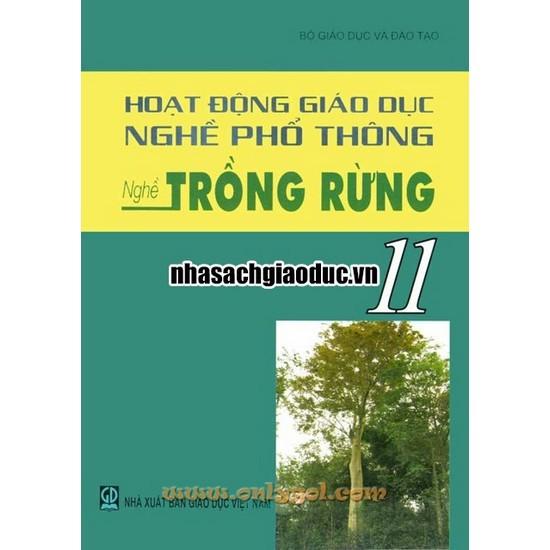 Sách - Nghề trồng rừng 11 ( SHS)