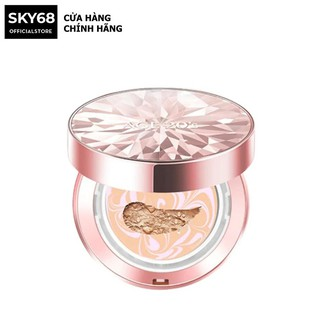 Phấn Nền Lạnh Kim Cương Lâu Trôi dành cho thường, khô AGE20 s Essence Cover Pact Original SPF 50+ PA+++ Pink Beige 12.5g thumbnail