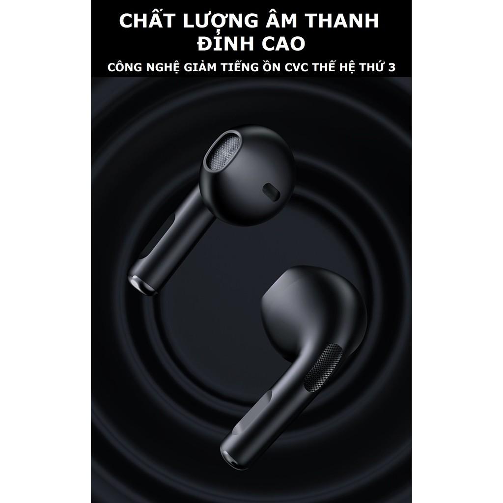 Tai nghe bluetooth không dây Gutek Air12 Pro cảm ứng điều khiển cảm biến âm  thanh HIFI cho Android iOS - Tai nghe Bluetooth nhét Tai Thương hiệu GUTEK