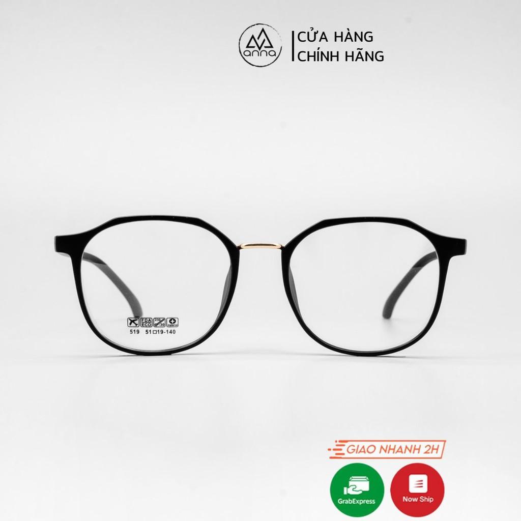 Gọng kính mắt thời trang ANNA dáng tròn - 190HQ059