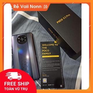 Free Ship ( Trợ Giá Giảm 50%) Điện thoại Xiaomi POCO X3 Pro (6GB+128GB) Chính Hãng Nguyên Seal X3PRO - Điện thoại giá rẻ thumbnail