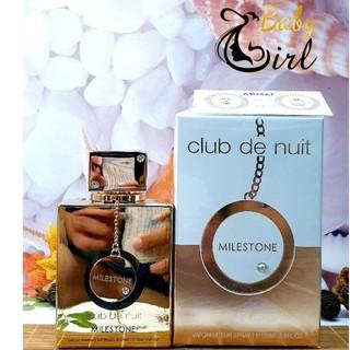 Nước hoa Club de Nuit Milestone EDP 105ml thumbnail