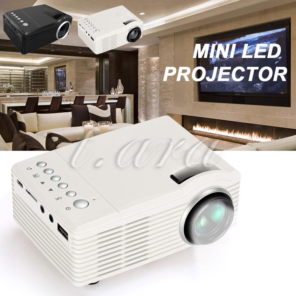 SD30 LED Projector 1000LM School Premium