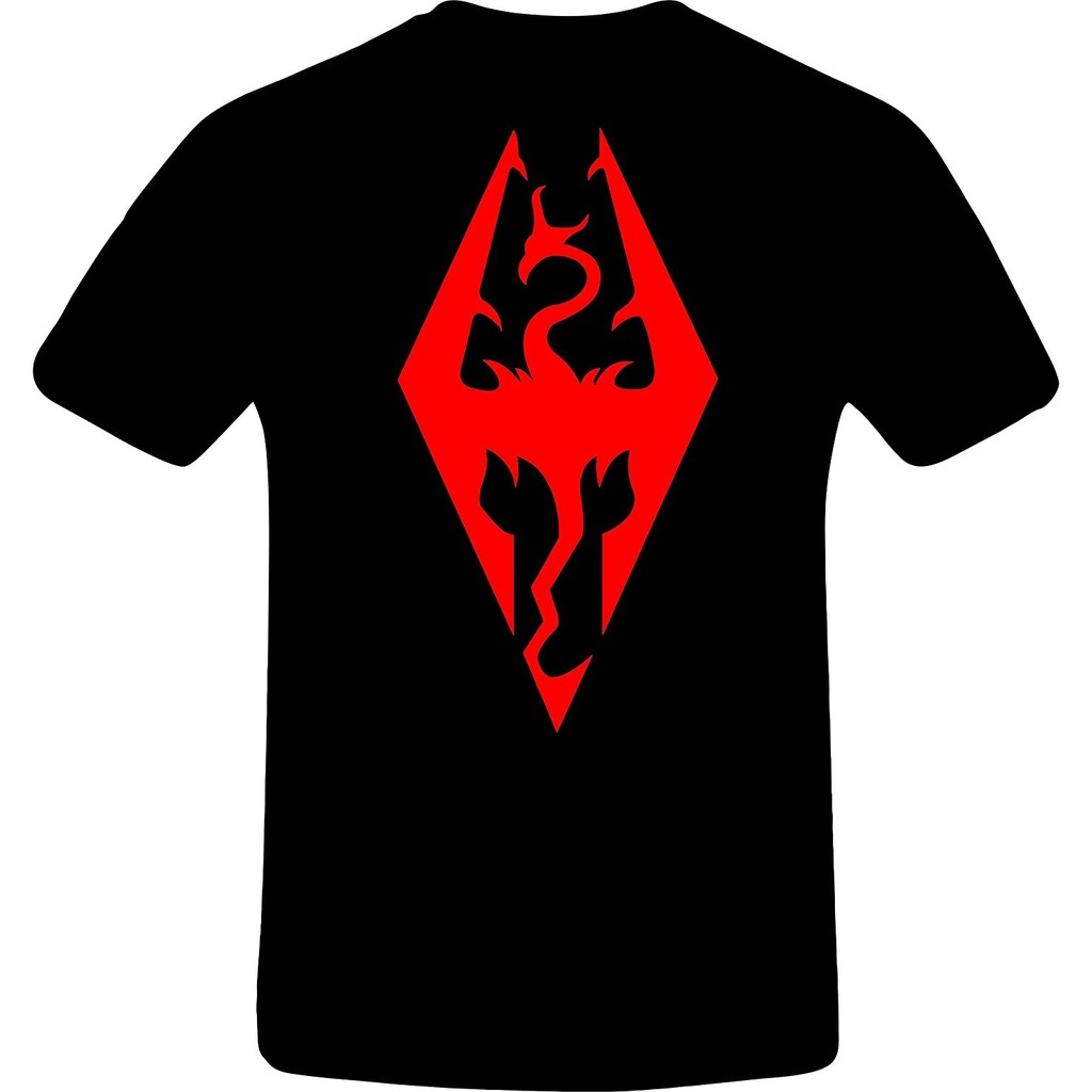 Skyrim Imperial Symbol Custom Men'T-Shirt Father's Day Gift