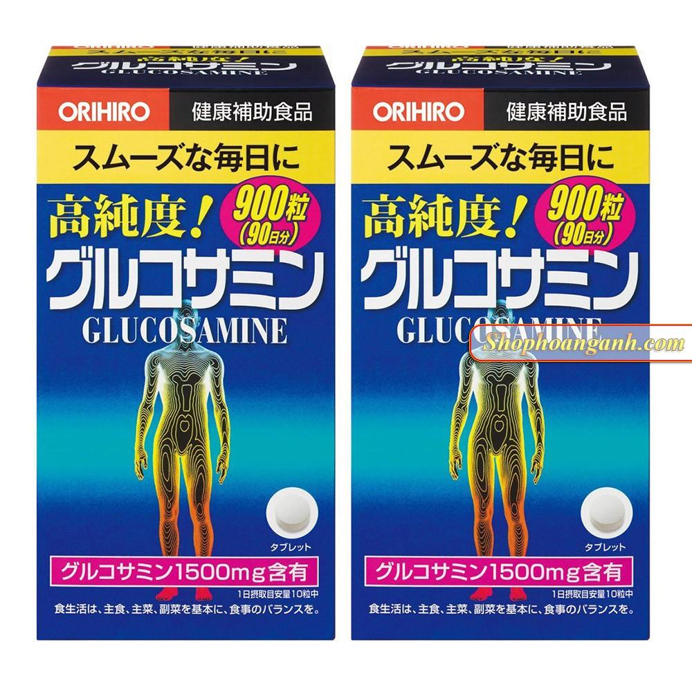 (Giá sỉ) Combo 2 hộp viên uống bổ xương khớp Glucosamine 950v - 3590268 , 1017821407 , 322_1017821407 , 1699000 , Gia-si-Combo-2-hop-vien-uong-bo-xuong-khop-Glucosamine-950v-322_1017821407 , shopee.vn , (Giá sỉ) Combo 2 hộp viên uống bổ xương khớp Glucosamine 950v