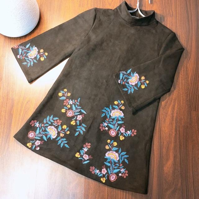 Đầm Zara Basic
