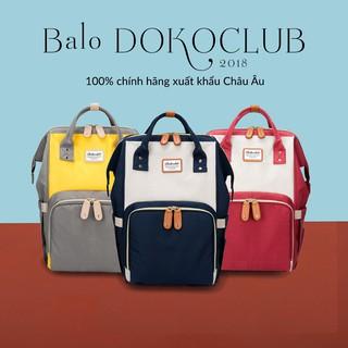 BALO BỈM SỮA DOKOCLUB HÀNG CHÍNH HÃNG thumbnail