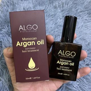Tinh dầu phục hồi tóc Algo Argan Oil 50ml thumbnail