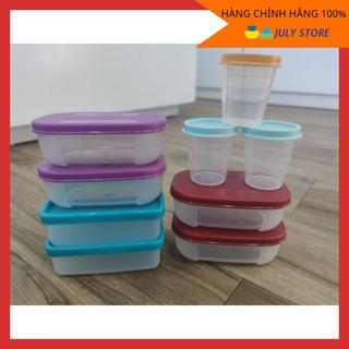 Yêu ThíchHộp Bảo Quản Tupperware 💕Freeship Extra💕 Trữ đông / mát size Mini