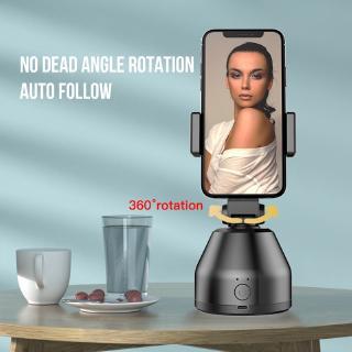 Thông Minh Gậy Tự Động Xoay 360 Độ Hỗ Trợ Chụp Ảnh Selfie Giá Đỡ