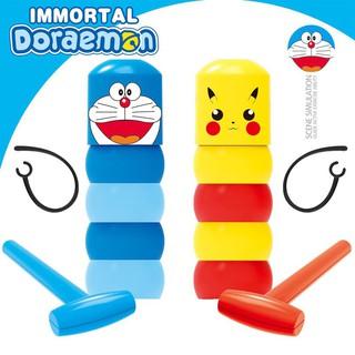 Đồ chơi ma thuật biểu diễn người bất tử_Pikachu_Doremon giúp trẻ em tránh xa Ipad