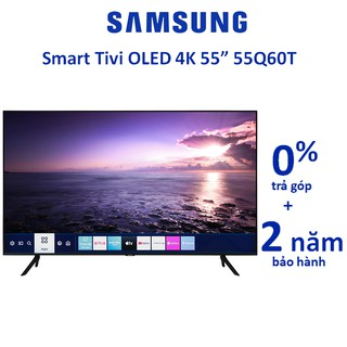 Smart Tivi QLED Samsung 4K 55 inch 55Q60T