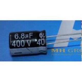 COMBO 5C Tụ Hóa 6.8uF 400V thumbnail