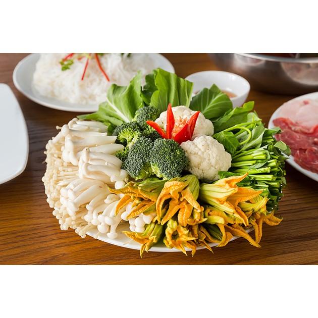 Hồ Chí Minh [Voucher] - Lẩu Thái chua Tomyum ngon đúng chất chỉ có tại HalalSaigon