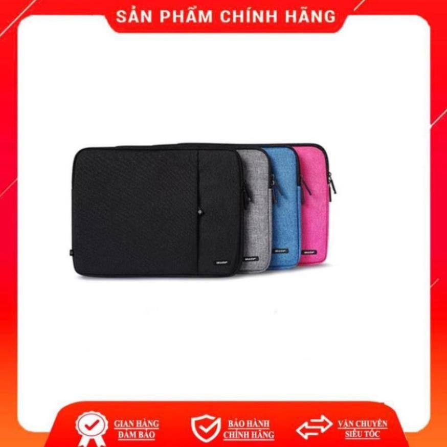 Túi chống sốc + chống nước cao cấp cho laptop, macbook Okade T40