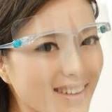 🌟 Tấm kính che mặt bảo vệ chống bắn nước bọt chống dịch chống bụi chống nắng có thể dùng đi xe máy