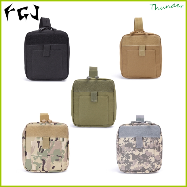 FGJ Outdoor Molle Medical First Aid Bag Multifunctional