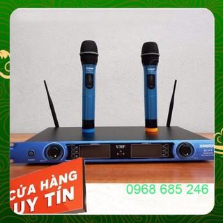 MICRO SHURE BLX C9 không dây _ Bộ Micro hát karaoke