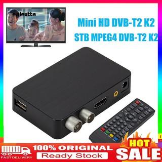 Thiết Bị Chuyển Đổi Tv Thường Thành Tv Thông Minh Kỹ Thuật Số Ysp Stb Mp4 3d Mini Hd Dvb-T2 K2 H.264