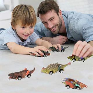 Mô hình xe khủng long đồ chơi cho bé
