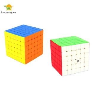 Khối Rubik 6x6 Nhiều Màu Sắc Giúp Giảm Căng Thẳng thumbnail