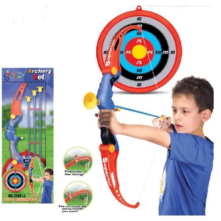 Đồ chơi trẻ em Bộ cung tên Superior 35881J