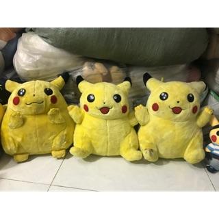 Gấu bông pikachu của Do Mai