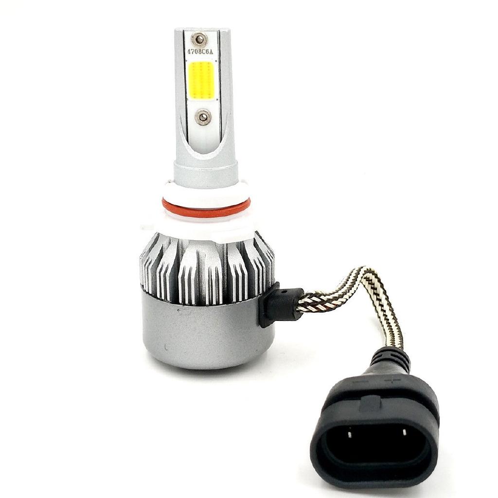 4pcs/set 9005+h11 Combo Led Headlight Kit High Low Power Beam Lights Bulbs 6000k