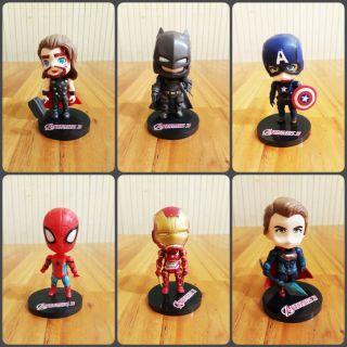 Mô hình siêu anh hùng
