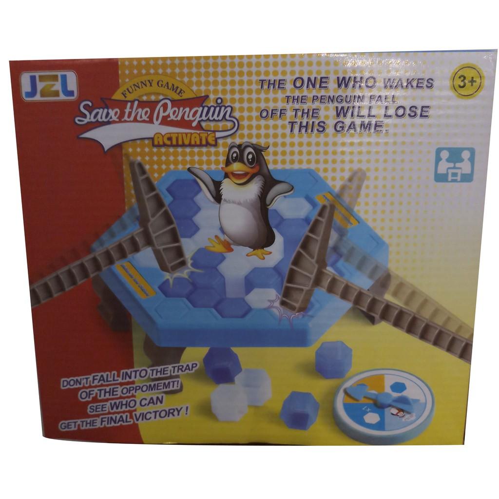 Trò chơi Bẫy chim cánh cụt (Penguin Trap)