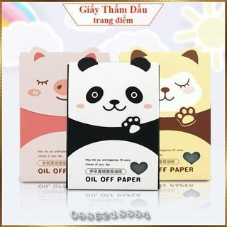 Giấy thấm dầu than hoạt tính Oil Off Paper OP24 thumbnail