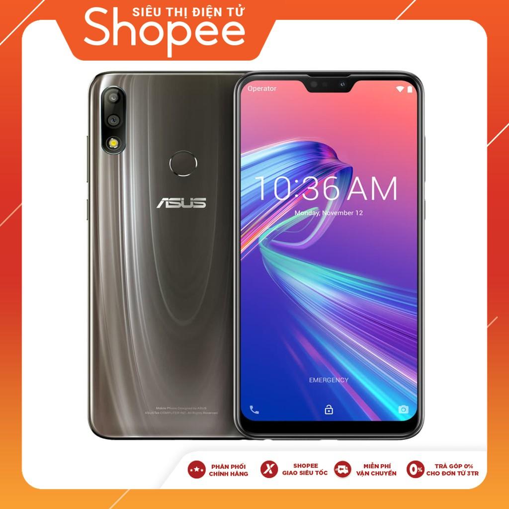 [Trả góp 0%] Điện Thoại Asus Zenfone Max Pro M2 -3GB/32GB - Chính hãng - Bảo hành từ Asus