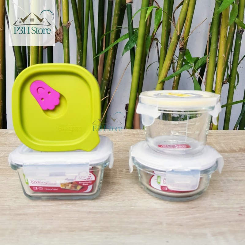 Hộp bảo quản thực phẩm dành cho bé Lock&Lock LLG161 LLG820 LLG812 LLG414 LLG508