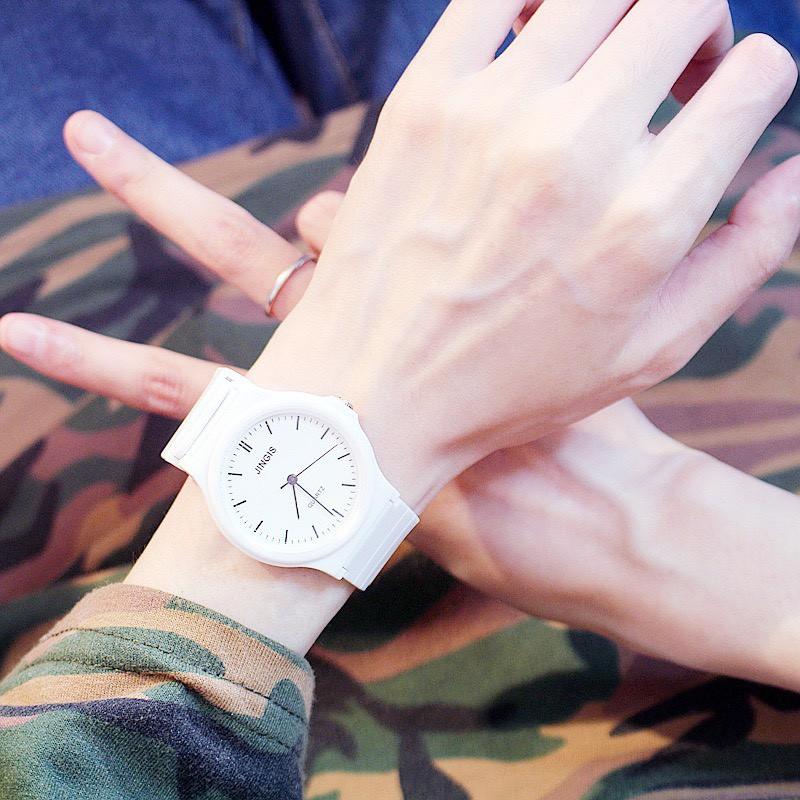 Đồng hồ nam nữ Jingis thời trang DH84 tiện dụng